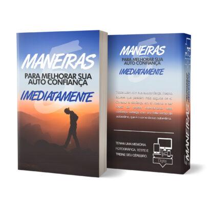 E-book PLR Ansiedade e Auto Confiança