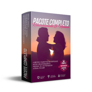 E-book PLR Relacionamento e Namoro
