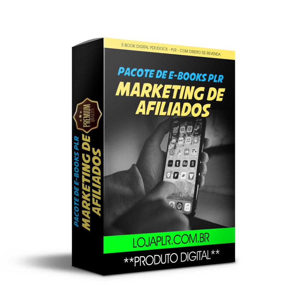 E-book PLR Marketing de Afiliados