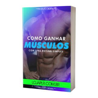 E-book PLR Hipertrofia e Musculação