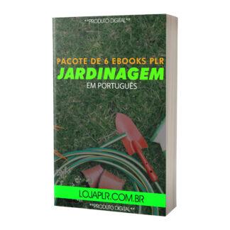 E-book PLR Jardinagem e Cultivo