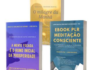 E-book PLR Meditação