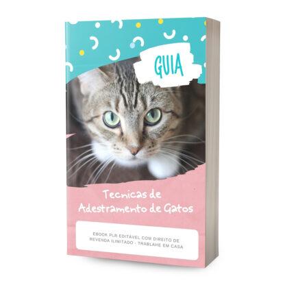 E-book PLR Adestramento de Gatos